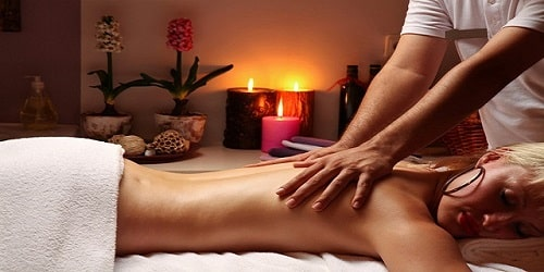 massage by female to female