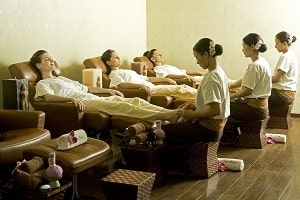 Foot Massage in gurgaon