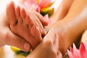 Reflexology Massage in gurgaon