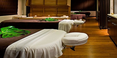massage facilities